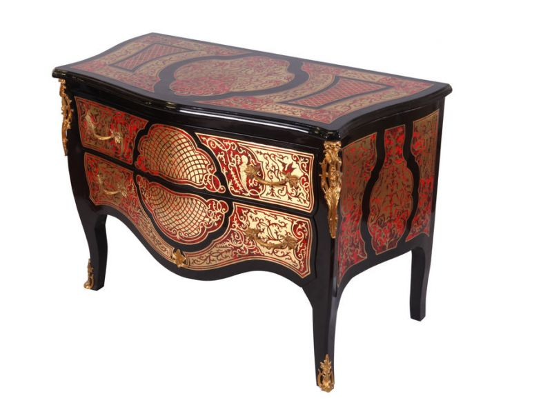Commode marqueterie BOULLE